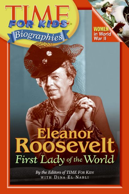 Time For Kids: Eleanor Roosevelt - Editors of TIME For ...