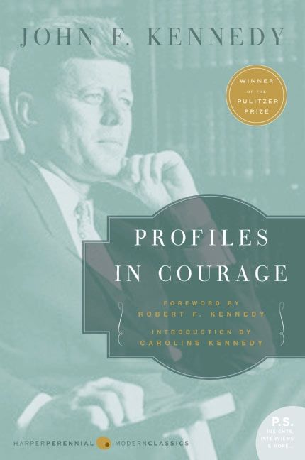 kennedy profiles in courage essay