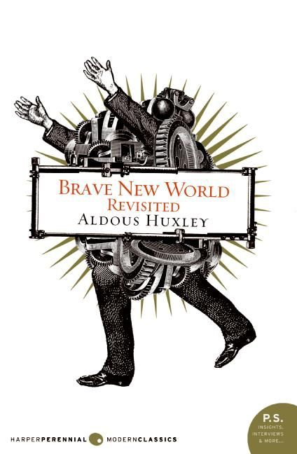 brave new world and anthem essay Struggling with the themes of aldous huxley's brave new world we've got the quick and easy lowdown on them here.