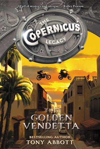 d8561bac6a3ee The Copernicus Legacy | The Golden Vendetta