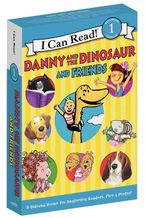 danny-and-the-dinosaur-and-friends-level-one-box-set