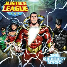 Justice League Classic: The Mightiest Magic