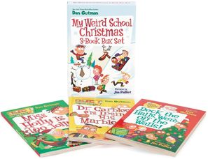My Weird School Christmas 3-Book Box Set