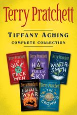 Tiffany Aching Complete Collection
