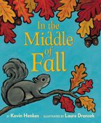 In the Middle of Fall Board Book