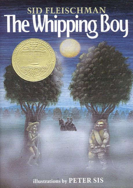 whipping boy book report