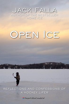 Open ice jack falla ebook this is a book cover for a harpercollins publication fandeluxe Ebook collections