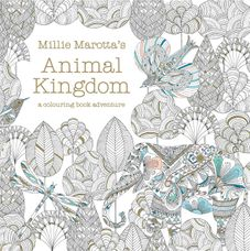 Millie Marottas Animal Kingdom: Colour Me Draw Me