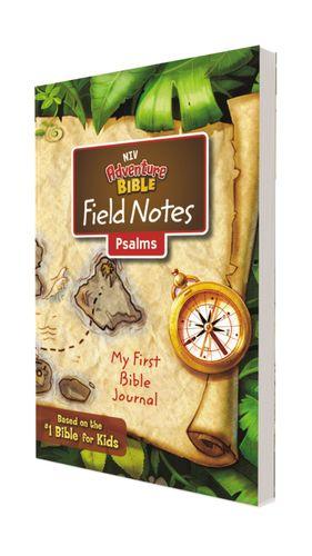 NIV, Adventure Bible Field Notes, Psalms, Paperback, Comfort Print