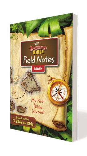 NIV, Adventure Bible Field Notes, Mark, Paperback, Comfort Print