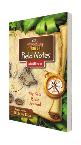 NIV, Adventure Bible Field Notes, Matthew, Paperback, Comfort Print