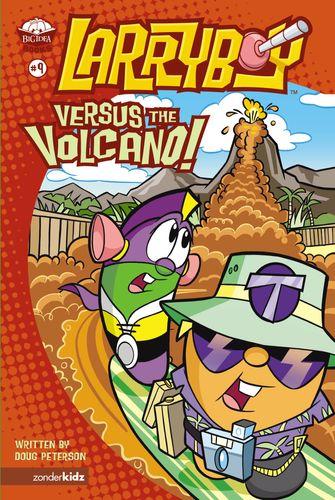 LarryBoy, Versus the Volcano