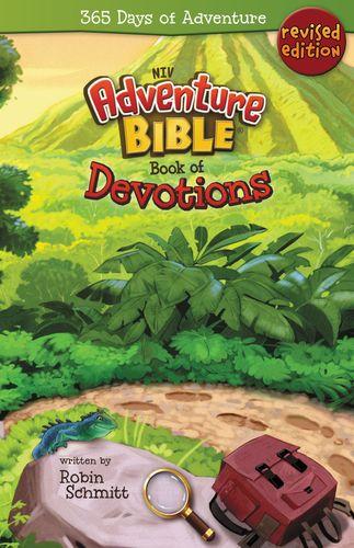 Adventure Bible Book of Devotions, NIV