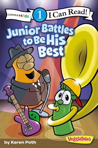 Junior Battles to Be His Best