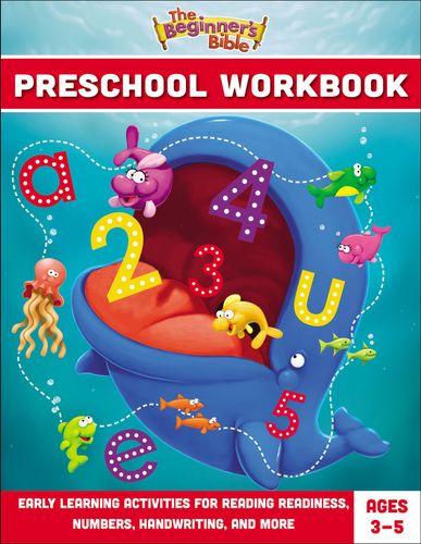 The Beginner's Bible Preschool Workbook
