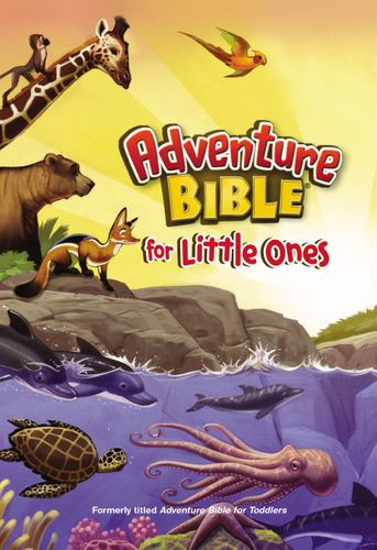 Adventure Bible for Little Ones