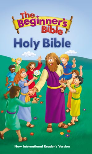 NIrV, The Beginner's Bible Holy Bible, Hardcover