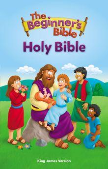 KJV, The Beginner's Bible Holy Bible, Hardcover