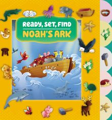 Ready, Set, Find Noah's Ark