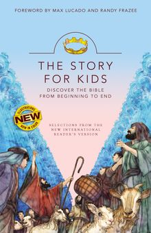 NIrV, The Story for Kids, Paperback
