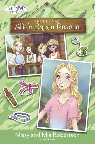 Allie's Bayou Rescue