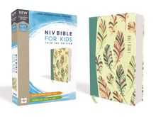NIV, Bible for Kids, Flexcover, Teal, Red Letter, Comfort Print
