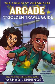 Arcade and the Golden Travel Guide