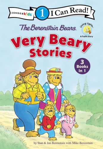 The Berenstain Bears Very Beary Stories