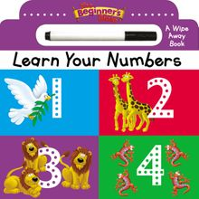 The Beginner's Bible Learn Your Numbers
