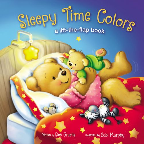 Sleepy Time Colors