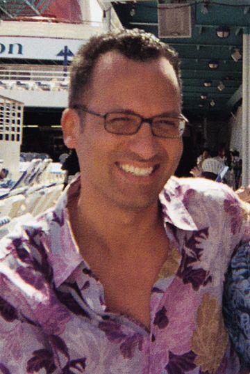 John Hall - Courtesy of the author