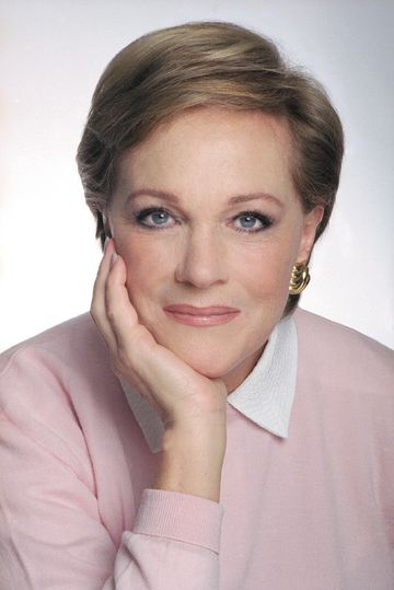 Julie Andrews Edwards - Photograph by David Rodgers