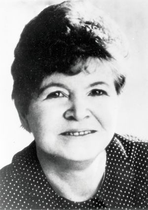 Peggy Parish