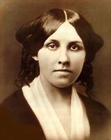 Louisa May Alcott - image