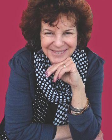 Deborah Hopkinson - Photo by Deborah Wiles