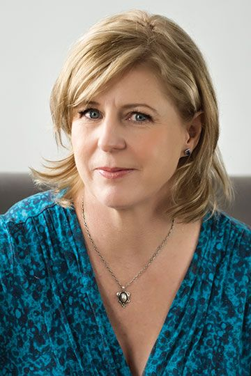 Liane Moriarty - Photograph by Uber Photography