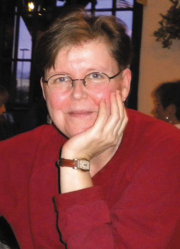 Jackie Urbanovic - Courtesy of the illustrator