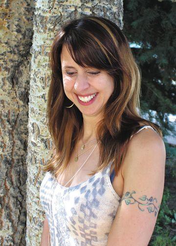 Lauren Myracle - Photo by Randy Bartels
