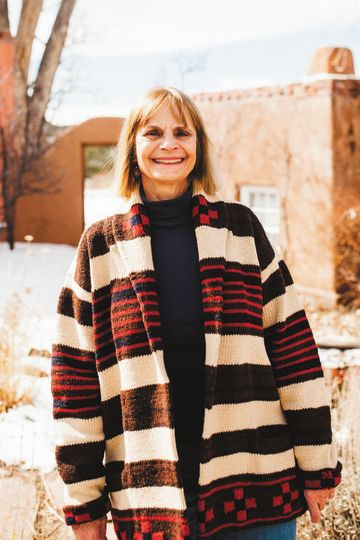 Anne Hillerman - Photo by Riley Russill