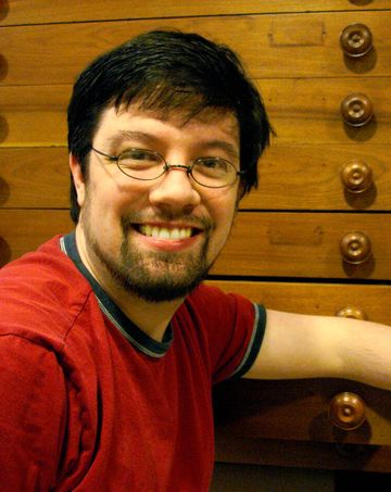 David Petersen - Courtesy David Petersen