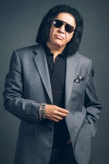 Mr. Gene Simmons - Joe Goger