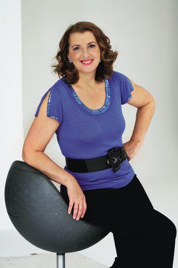 Marion McGilvary - Photo courtesy Woman and Home/Angela Spain