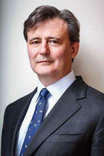 John Micklethwait - Photo by Christopher Goodney/Bloomberg