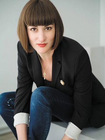 Katherine Howe - Photo by Nina Subin