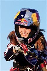 Ashley Fiolek - Courtesy of American Honda