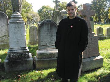 Christopher Krovatin - Courtesy of Christopher Krovatin