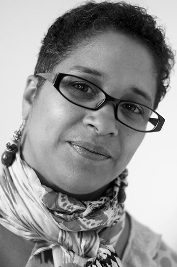 Yvvette Edwards - Photograph by Danielle Acquah