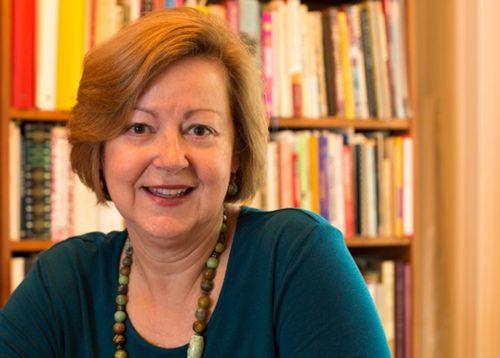 Dr. Julie M. Wood - Photo by Paul Giguere