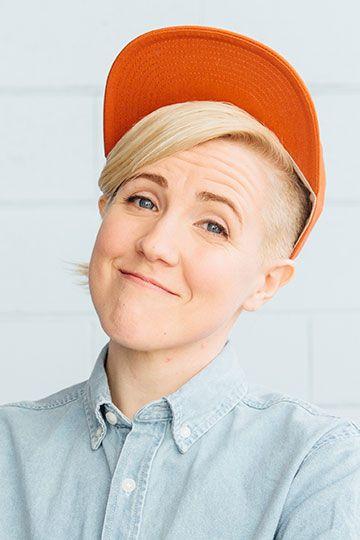 Hannah Hart - Photo courtesy of YouTube