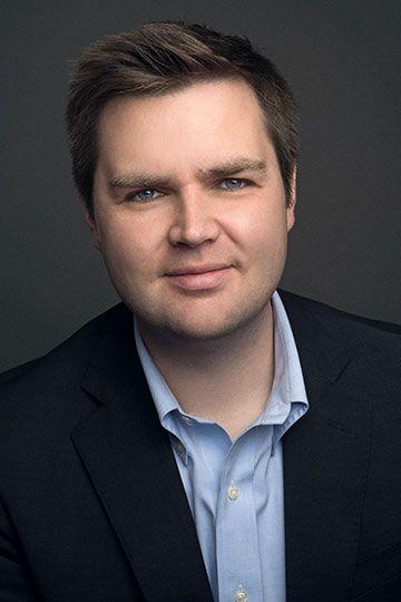 Photo of J. D. Vance